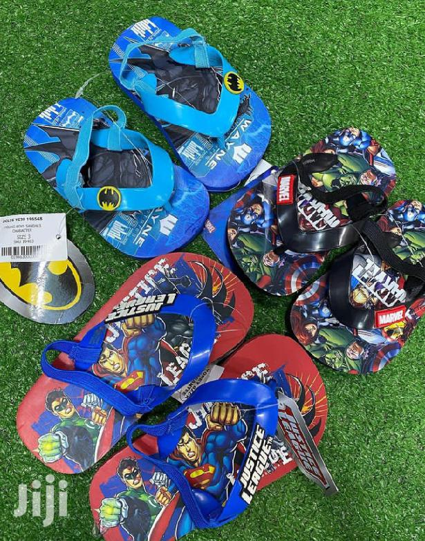 Kids Character Slippers   Children's Shoes for sale in Kampala, Central Region, Uganda