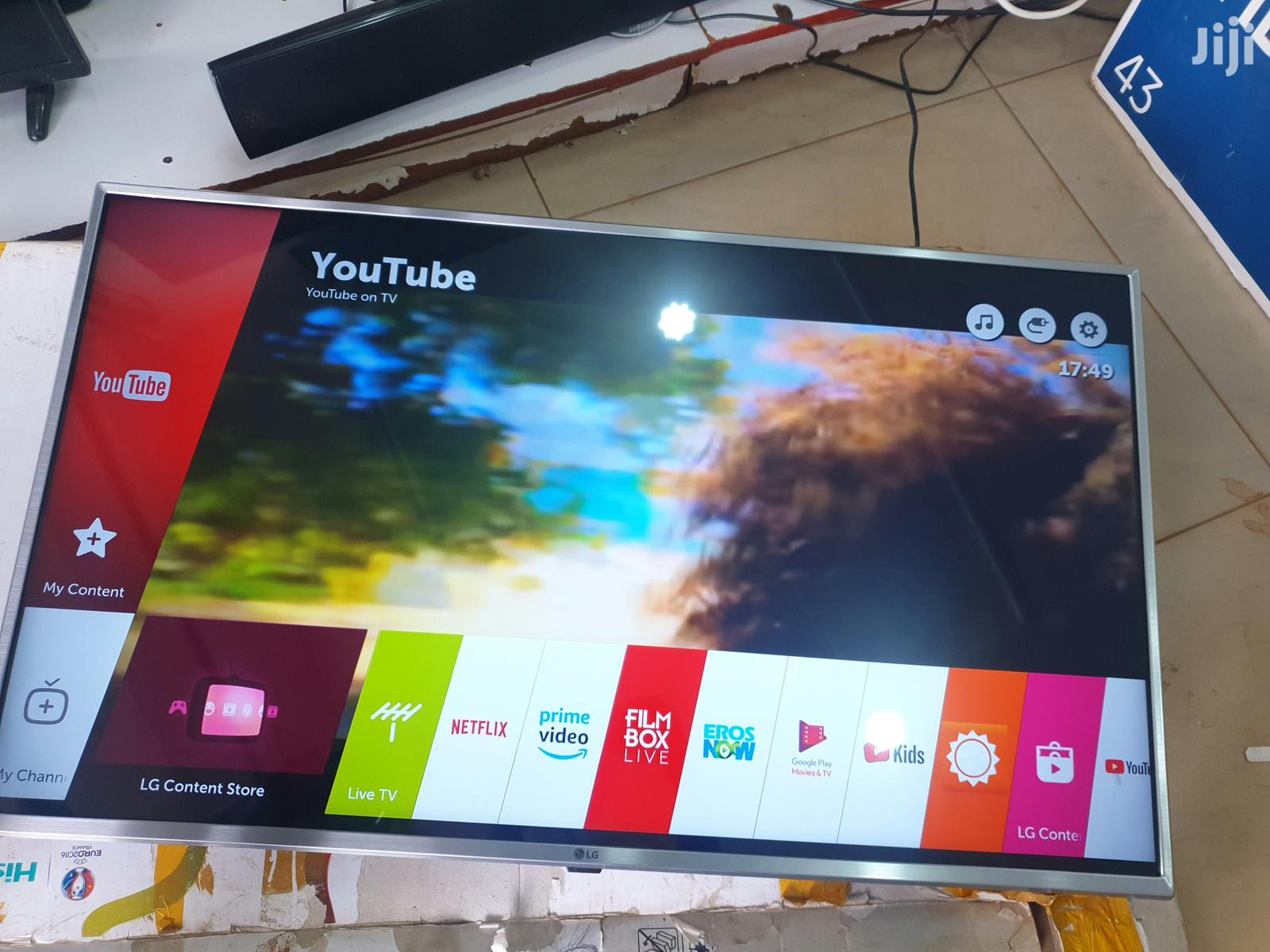Lg Smart Ultra Hd 4k Tvs 43 Inches