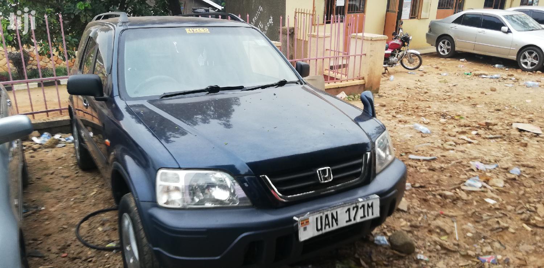 Honda CR-V 1998 2.0 4WD Automatic Blue