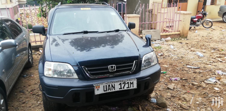 Honda CR-V 1998 2.0 4WD Automatic Blue | Cars for sale in Kampala, Central Region, Uganda