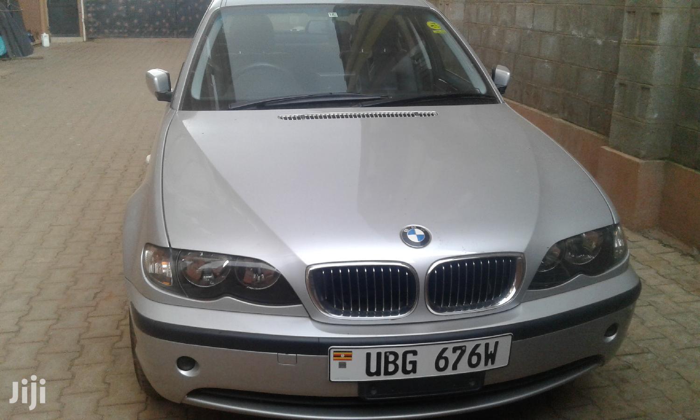 BMW 318i 2004 Silver
