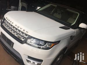 Land Rover Range Rover Sport 2016 White   Cars for sale in Central Region, Kampala
