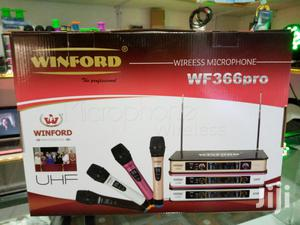 Pro Winford Wireless Microphone | Audio & Music Equipment for sale in Central Region, Kampala