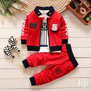 3 Piece Boys Outfit   Children's Clothing for sale in Central Region, Kampala