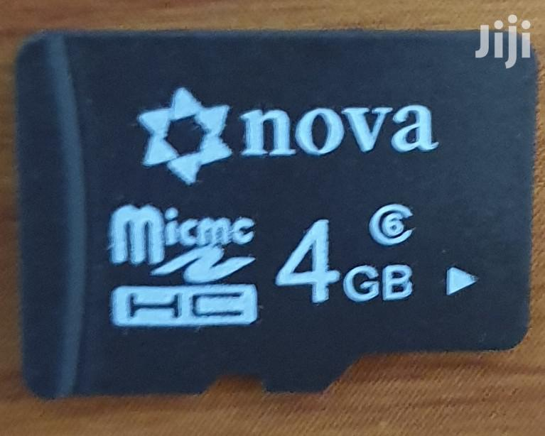 Micro SD Card 4GB Memory Card
