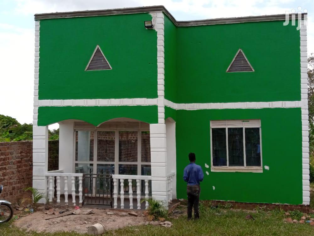 House For Sale In Gayaza Nakasajja