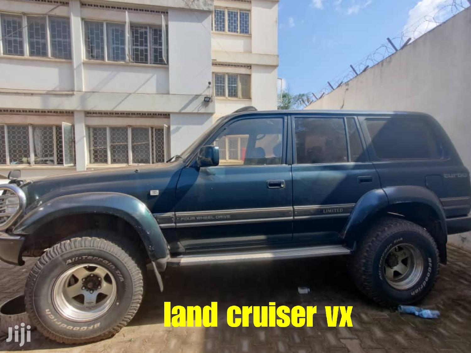 Toyota Land Cruiser 2000 Gray | Cars for sale in Kampala, Central Region, Uganda