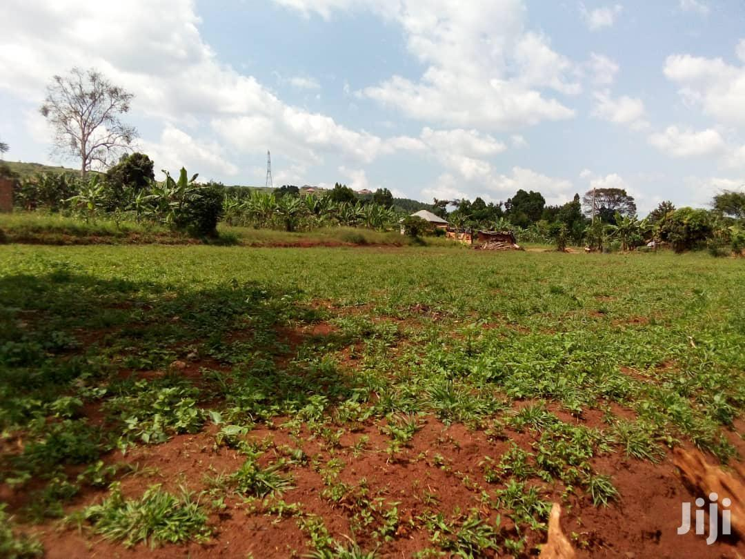 Space /Land for Rent in Bwebajja Near the Termac