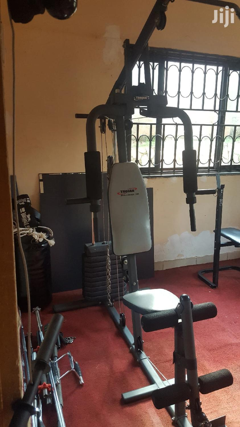 Archive: Multi-Station Gym Equipment for Sale