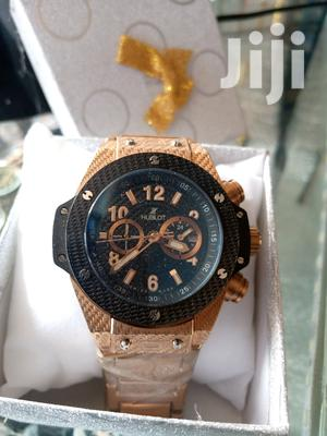 Hublot Original Watch, Free Delivery Around Kampala | Watches for sale in Central Region, Kampala