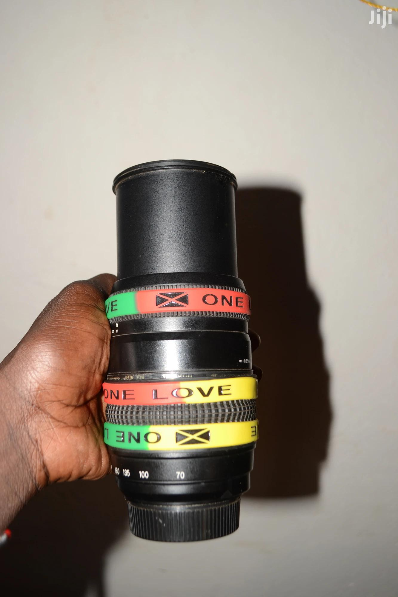 Nikon Lens 70mm - 300mm | Accessories & Supplies for Electronics for sale in Arua, Nothern Region, Uganda