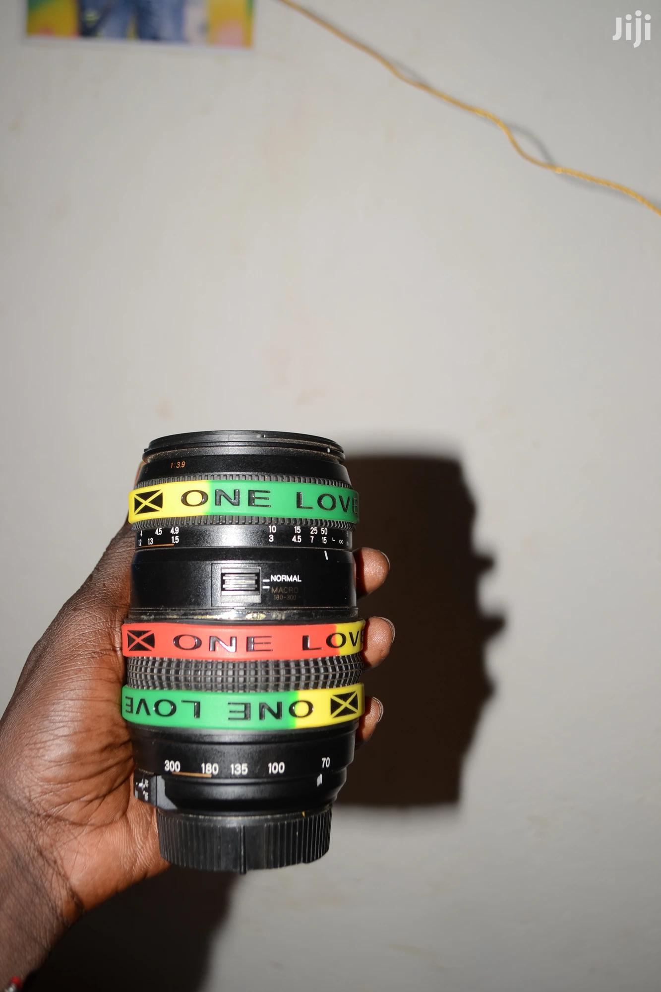 Nikon Lens 70mm - 300mm