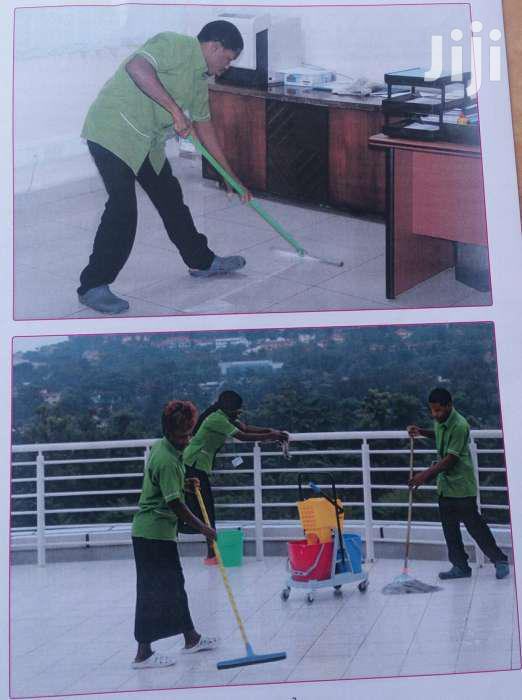 Mairwen Cleaning Services Limited