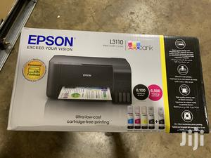 Epson Eco Tank L3110 Printer   Printers & Scanners for sale in Central Region, Kampala