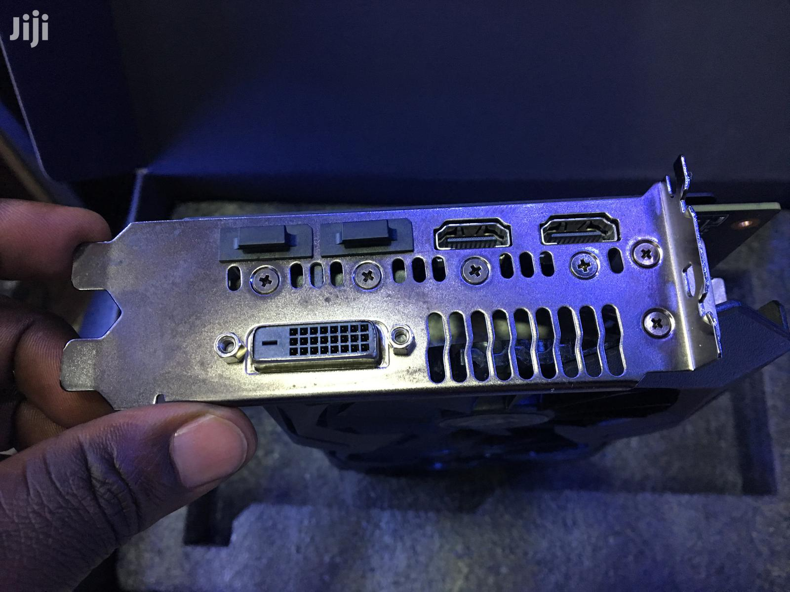 New Cheap Nvidia Gtx 1060 Graphics Card 6GB Ddr5 | Computer Hardware for sale in Kampala, Central Region, Uganda