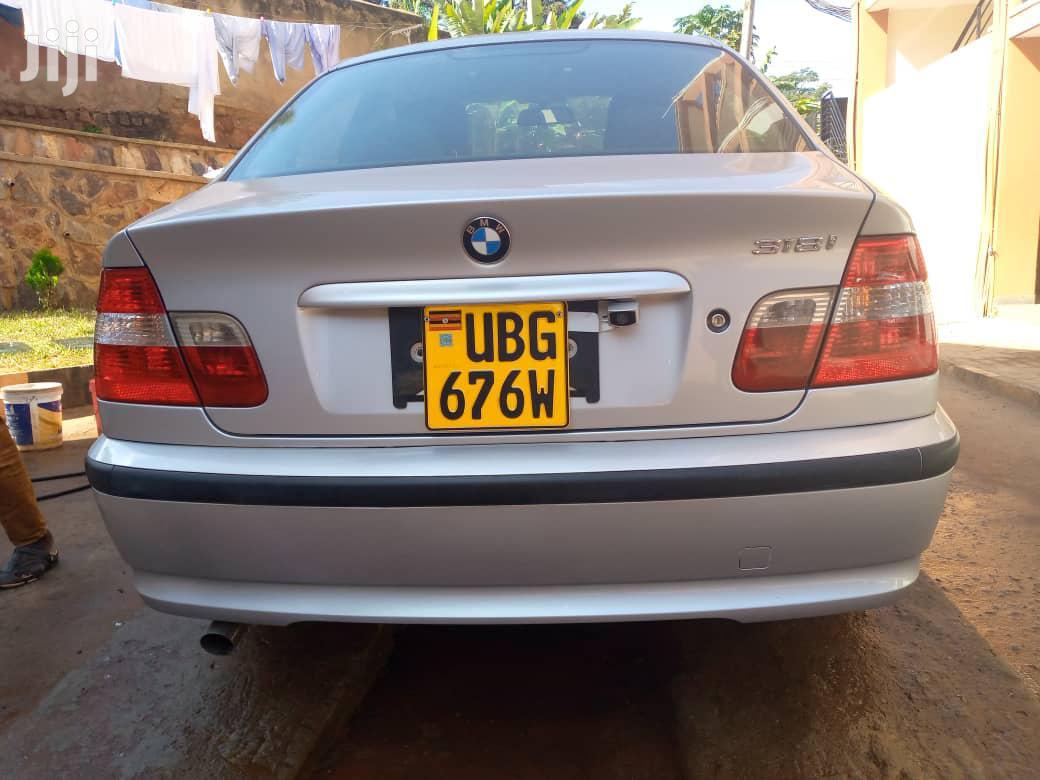 BMW 318i 2004 Silver | Cars for sale in Kampala, Central Region, Uganda