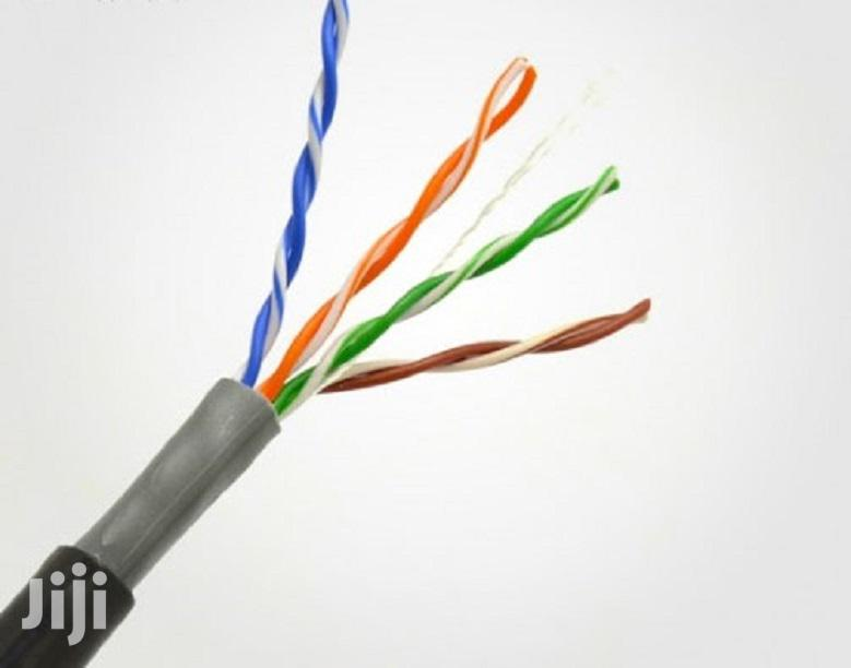 Cat6 Outdoor Ethernet Cable 305M | Accessories & Supplies for Electronics for sale in Kampala, Central Region, Uganda