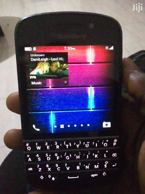 BlackBerry Q10 16 GB Black   Mobile Phones for sale in Kampala, Central Region, Uganda