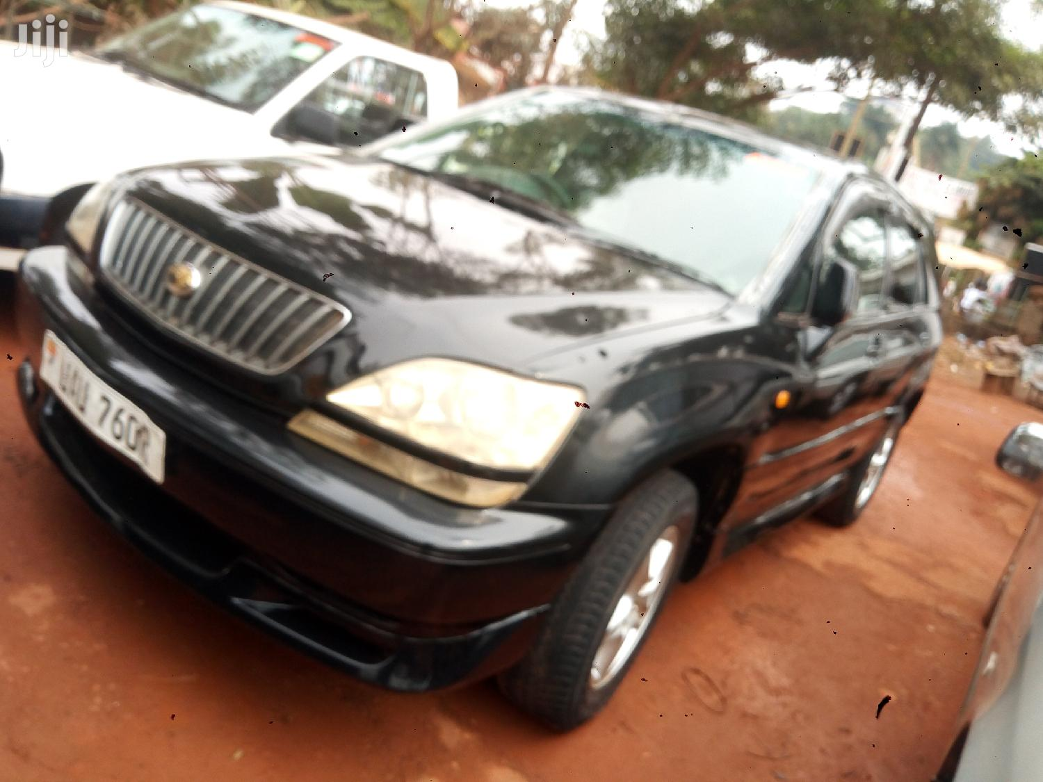 Toyota Harrier 1999 Black | Cars for sale in Kampala, Central Region, Uganda