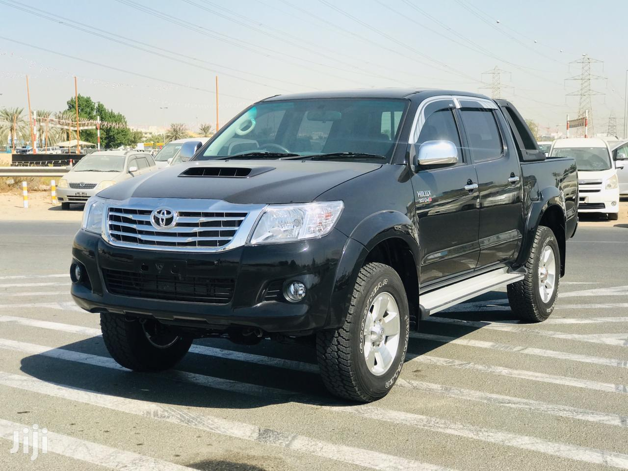 Toyota Hilux 2015 Black | Cars for sale in Kampala, Central Region, Uganda