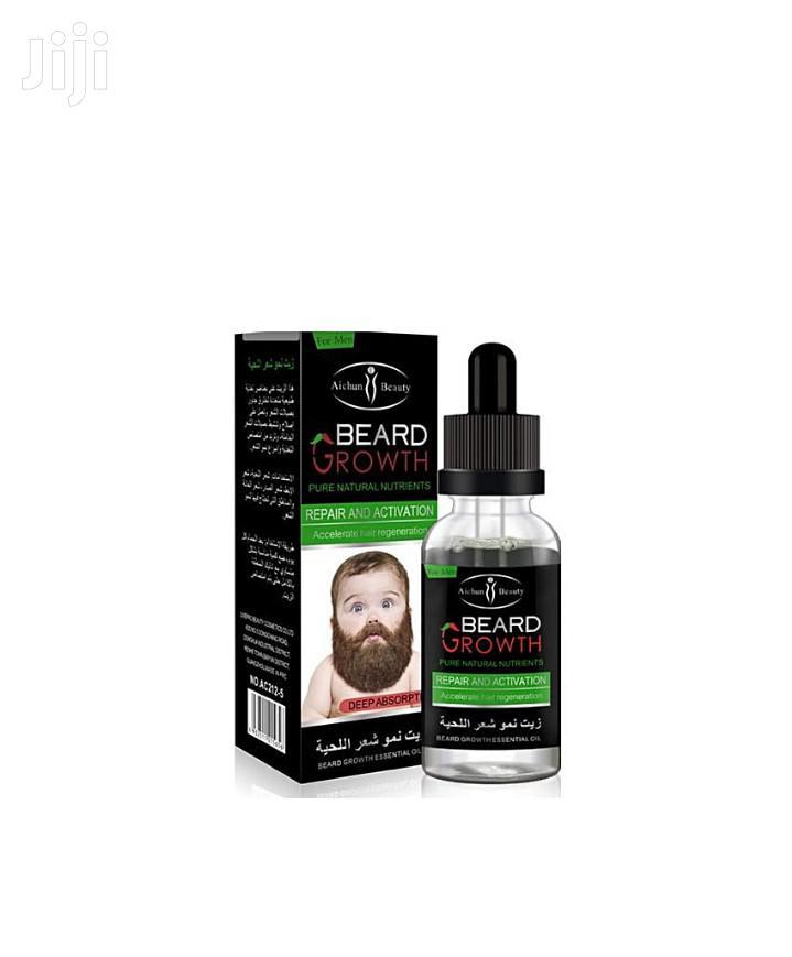 Archive: Beard and Hair Growth Oil
