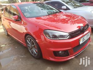 New Volkswagen Golf 2010 Red | Cars for sale in Central Region, Kampala