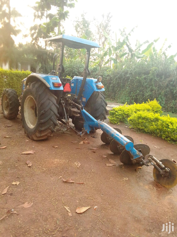 90 Hp 4 Wheel Drive Tractor, Harrow, Plough,Maize Planter