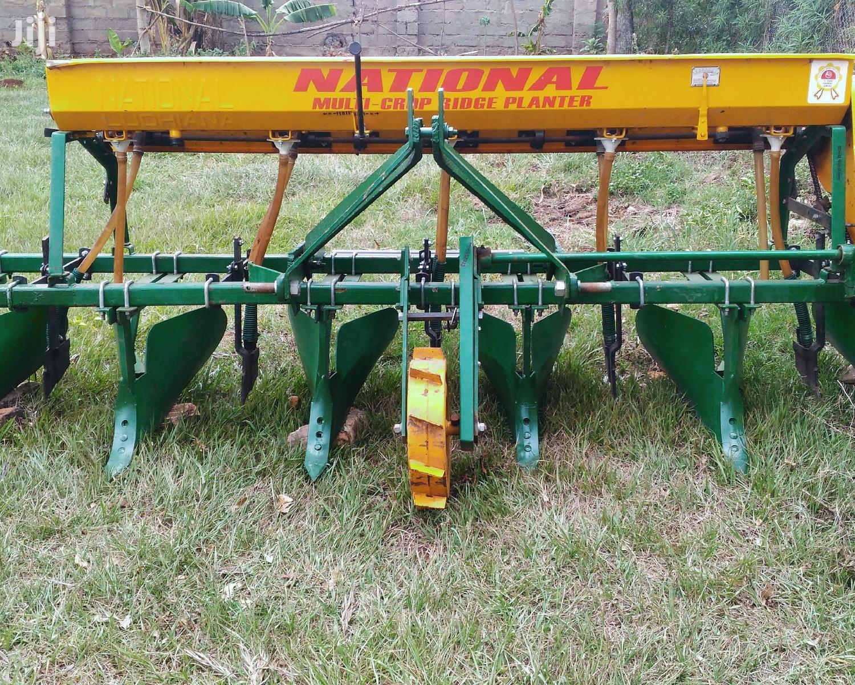 90 Hp 4 Wheel Drive Tractor, Harrow, Plough,Maize Planter | Heavy Equipment for sale in Mbale, Eastern Region, Uganda