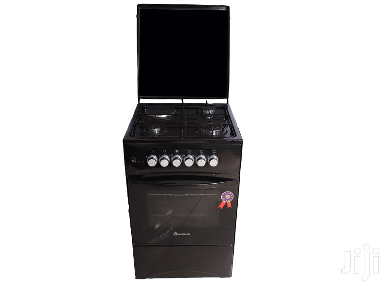 Blue Flame 3 Gas 1 Electric Cooker 50 by 50 | Kitchen Appliances for sale in Kampala, Central Region, Uganda