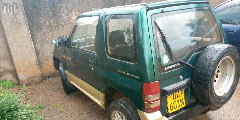 Mitsubishi Pajero 1999 Junior Green | Cars for sale in Kampala, Central Region, Uganda