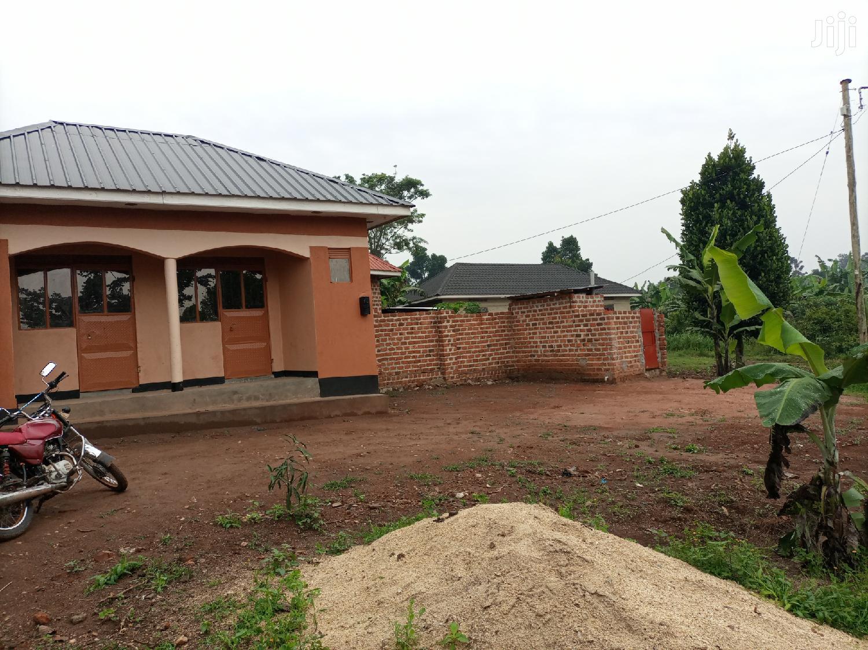 Plot Plus 2 Single Room Units Located In Mukono Mpoma   Land & Plots For Sale for sale in Mukono, Central Region, Uganda