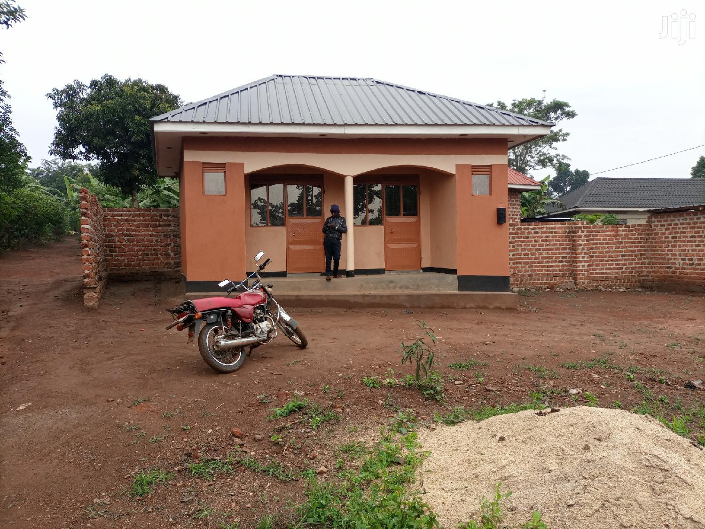Plot Plus 2 Single Room Units Located In Mukono Mpoma