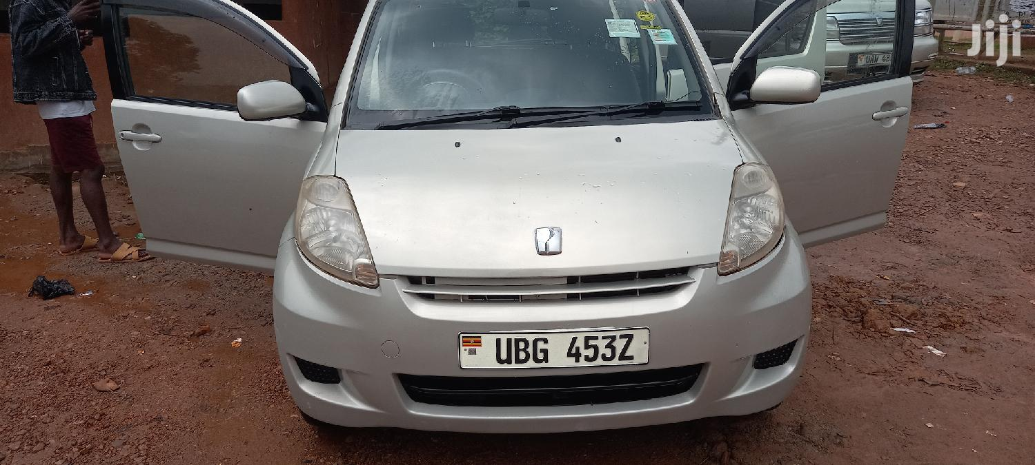 Toyota Passo 2005 Silver | Cars for sale in Kampala, Central Region, Uganda