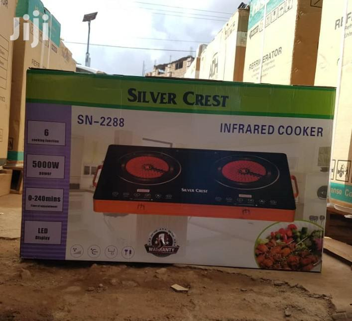 Silver Crest Big Size Infrared Cooker