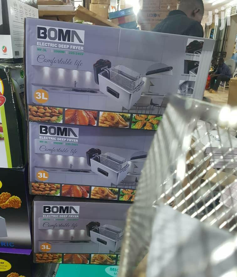 Boma 3L Deep Fryer | Kitchen Appliances for sale in Kampala, Central Region, Uganda