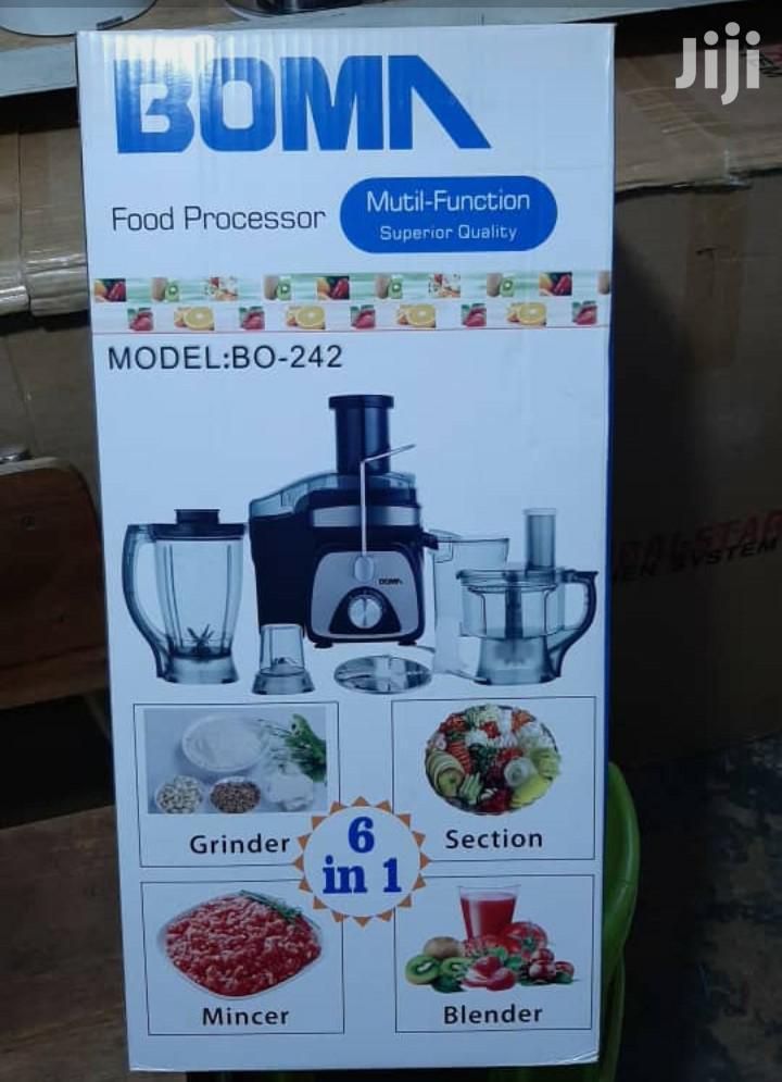 Boma 6 in 1 Multifunctional Food Processor