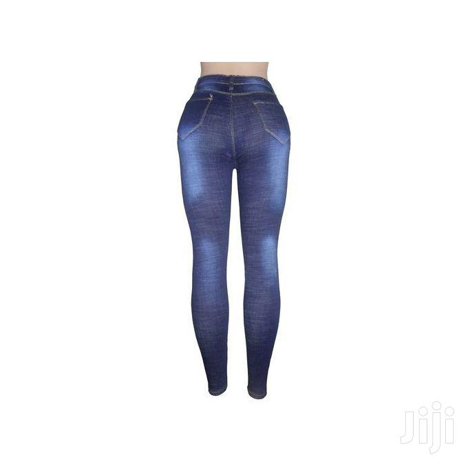 Archive: High Waist Stretcher Jean