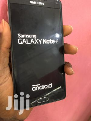 Samsung Galaxy Note 4 32 GB Black   Mobile Phones for sale in Central Region, Kampala