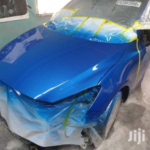 We Do Car Panel Beating and Original Color Spraying   Automotive Services for sale in Central Region, Kampala