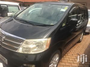 Toyota Alphard 2005 Black | Cars for sale in Central Region, Kampala