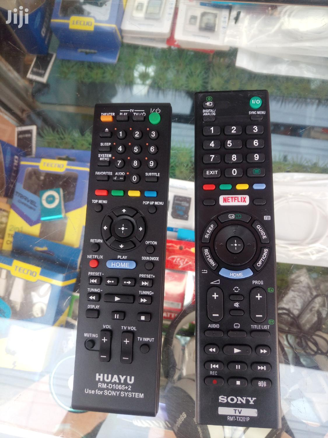 All Types Of Remotes | Accessories & Supplies for Electronics for sale in Kampala, Central Region, Uganda