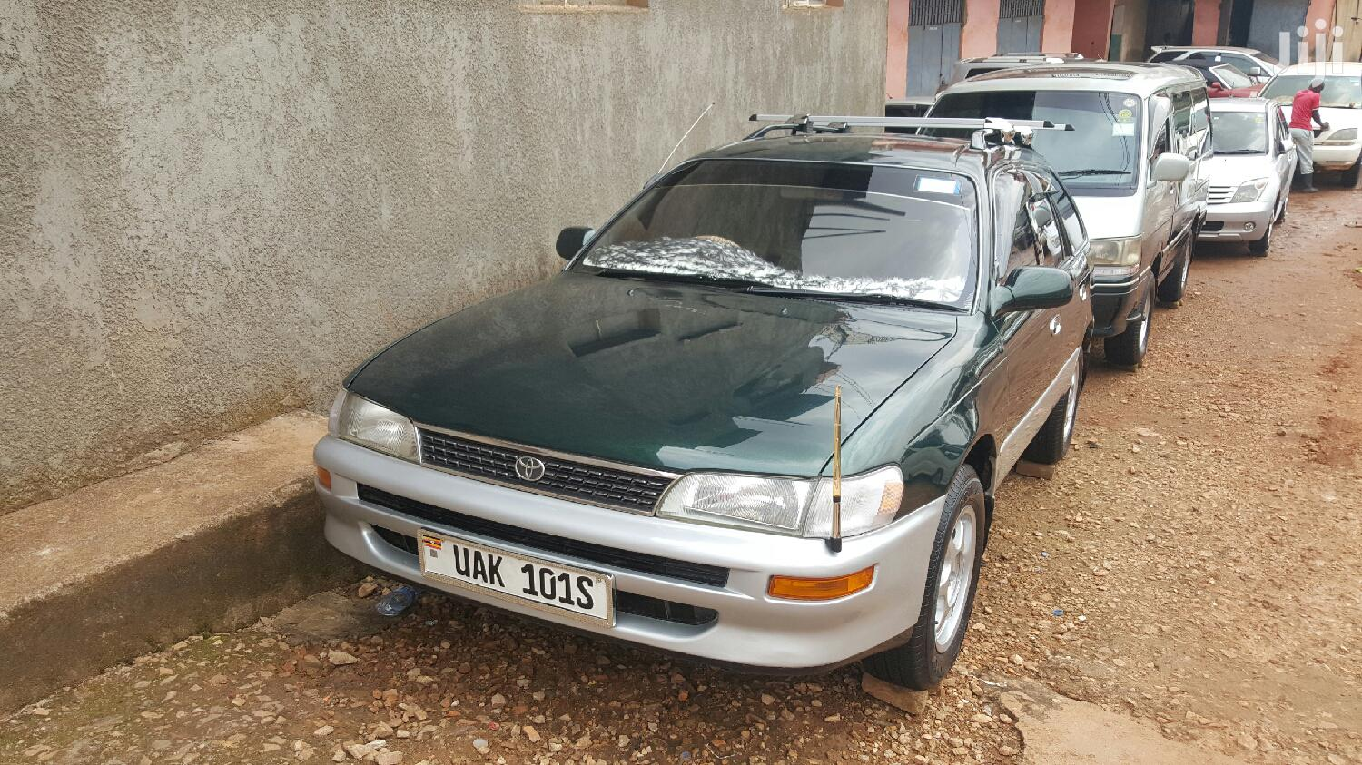 Toyota Corolla 1998 Green | Cars for sale in Kampala, Central Region, Uganda