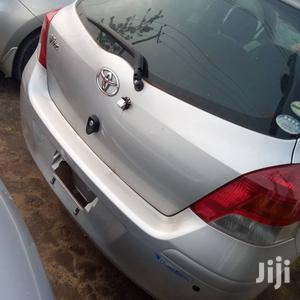 Toyota Vitz 2008 Silver   Cars for sale in Central Region, Kampala