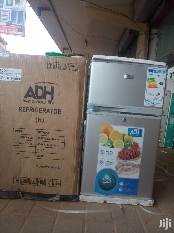 ADH Fridge Double Door 120L | Kitchen Appliances for sale in Kampala, Central Region, Uganda