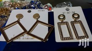 Brown Earrings   Jewelry for sale in Central Region, Kampala