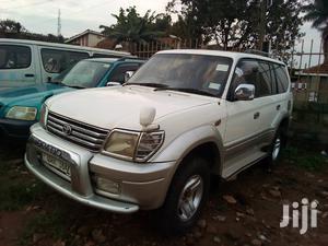 Toyota Land Cruiser Prado 2000 White   Cars for sale in Central Region, Kampala
