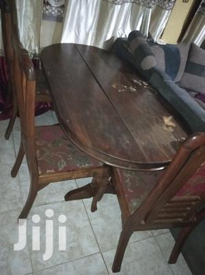 Used Dining Table With 3 Seats   Furniture for sale in Central Region, Kampala