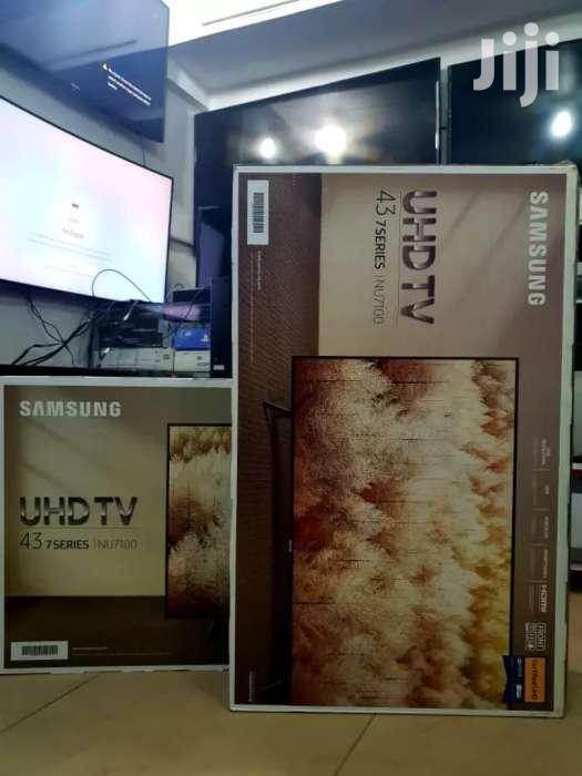 Samsung Smart UHD 4K TV 43 Inches | TV & DVD Equipment for sale in Kampala, Central Region, Uganda