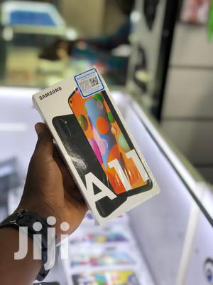 New Samsung Galaxy A11 32 GB Black   Mobile Phones for sale in Central Region, Kampala