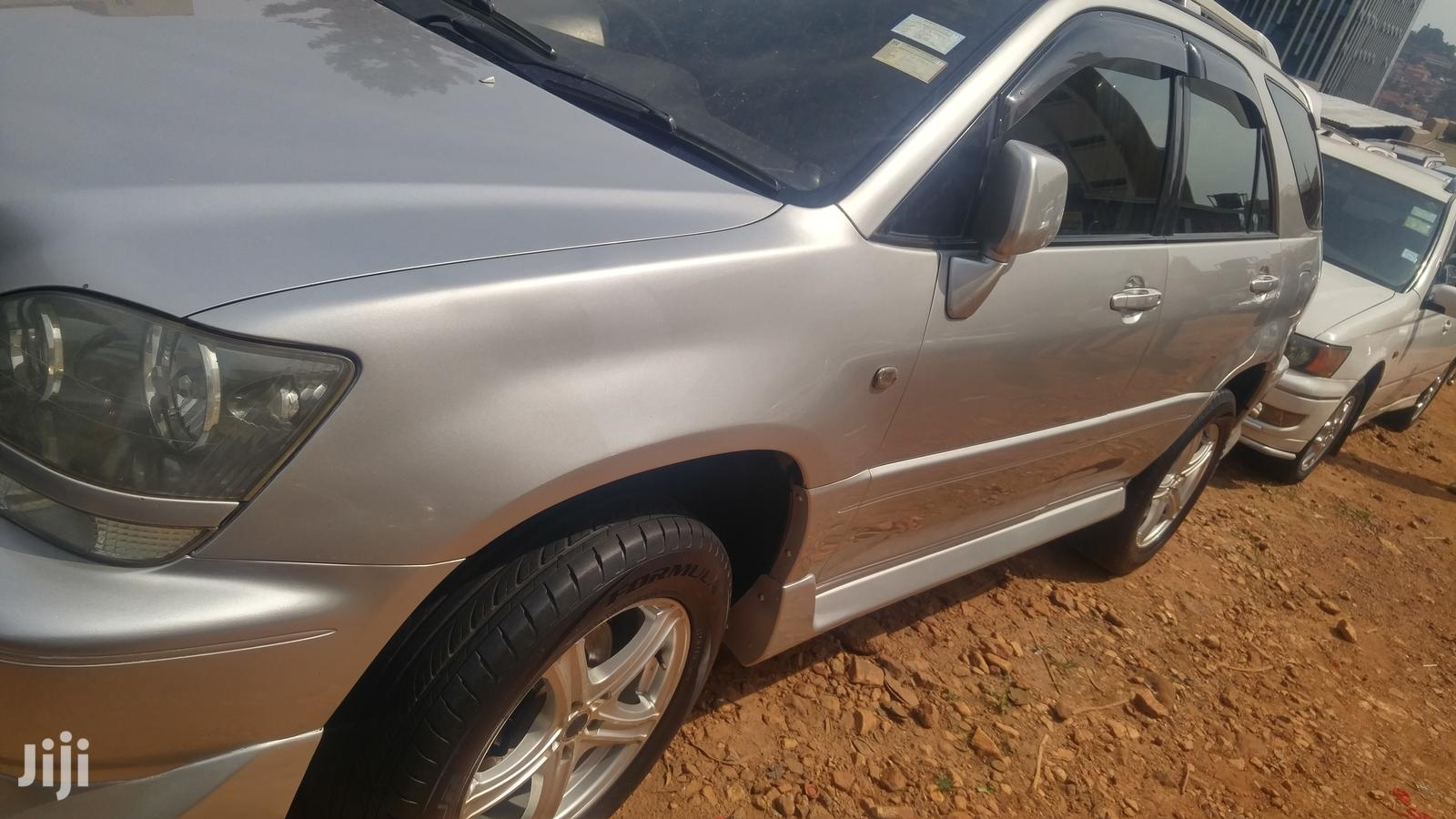 New Toyota Harrier 2000 Silver | Cars for sale in Kampala, Central Region, Uganda